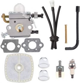 Hipa® C1U-K78 Carburetor + Tune-Up Kit for ECHO Blower PB200 PB201 ES210 ES211 Shredder