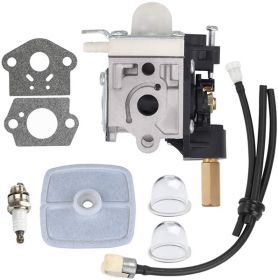 Hipa® SRM210 Carburetor w Tune Up Kits for Echo SRM 210 SRM211 GT200 PE200 PE201 GT201i HC150 HC151 PPF210 PPF211 Trimmer Weedeater
